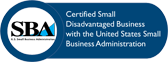 SBA Certification Logo