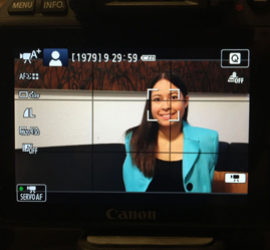 Jessica Cox on webcast