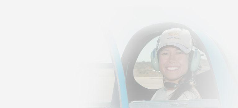 Jessica Cox pilot